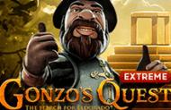 Игровой автомат Gonzo's Quest Extreme